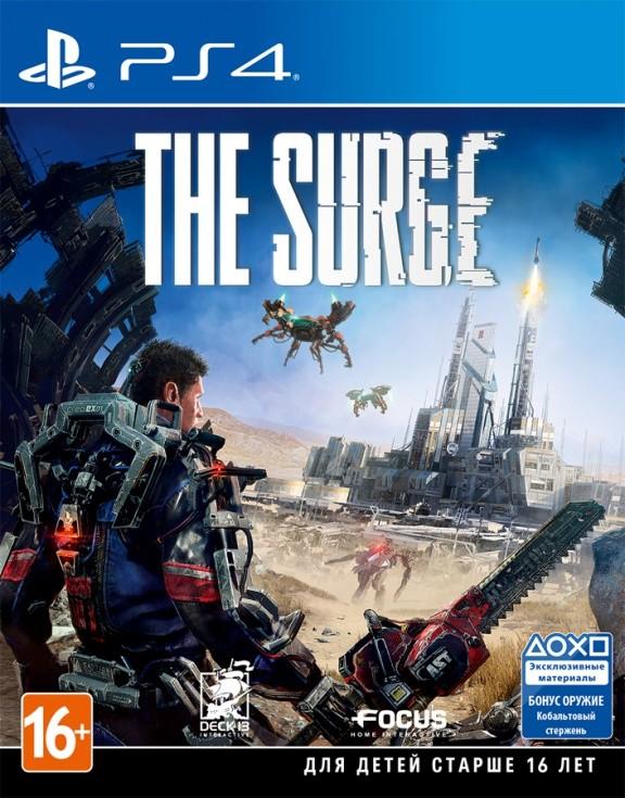 The Surge Русская Версия (PS4)