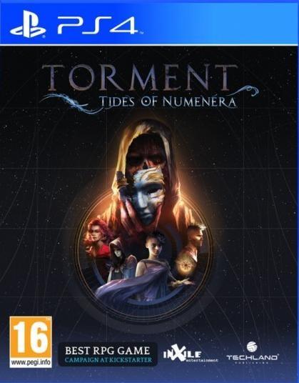 Torment : Tides of Numenera. Русская Версия (PS4)