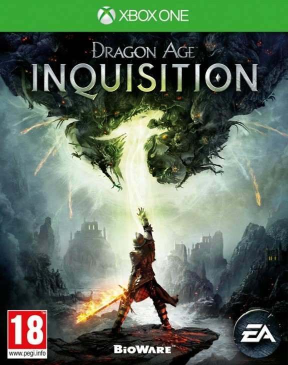 Dragon Age 3 (III): Инквизиция (Inquisition) (Xbox One)