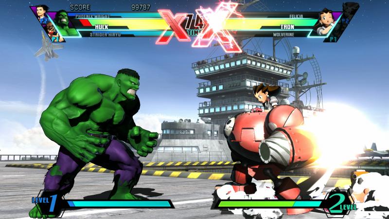 Ultimate Marvel vs. Capcom 3 (PS4)