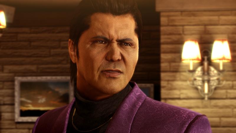 Yakuza: Zero The Place of Oath (PS4)