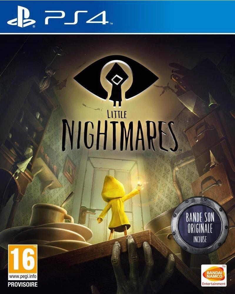 Little Nightmares Русская версия (PS4)