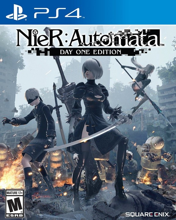 NieR: Automata. Day One Edition (Издание первого дня) (PS4)