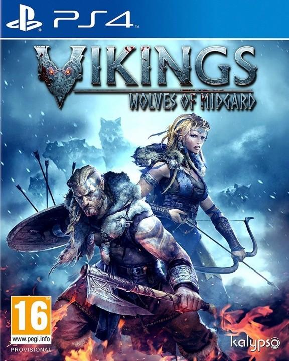 Vikings: Wolves of Midgard Русская Версия (PS4)