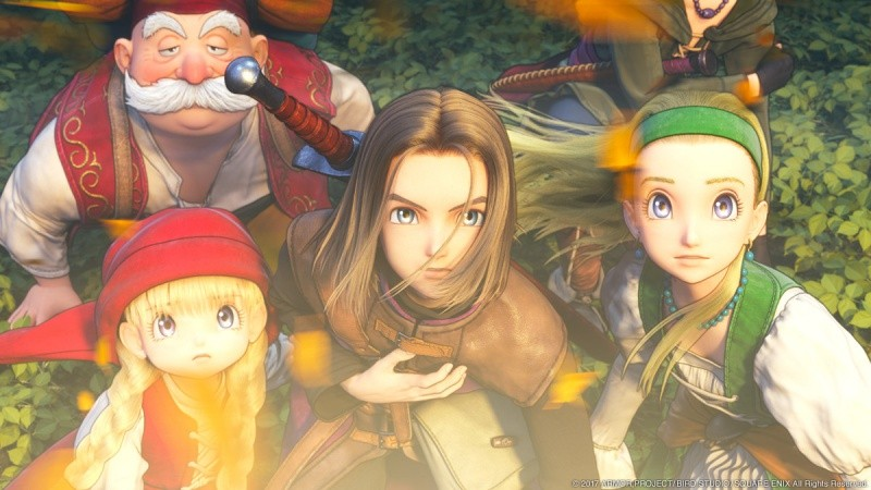 Dragon Quest 11 (XI): Echoes of an Elusive Age (Switch)