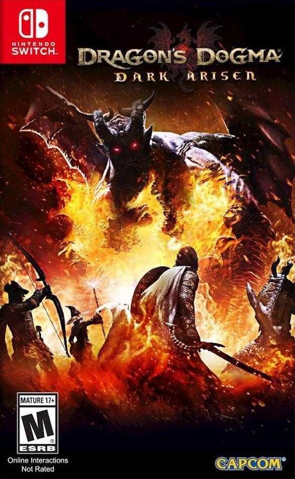 Dragon's Dogma: Dark Arisen (Switch)