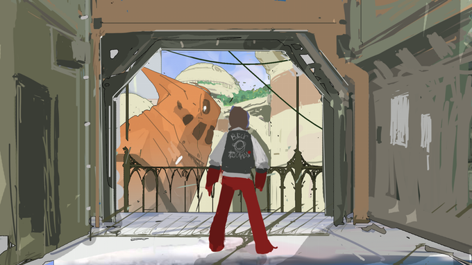 RED ASH : The Indelible Legend (PS4)