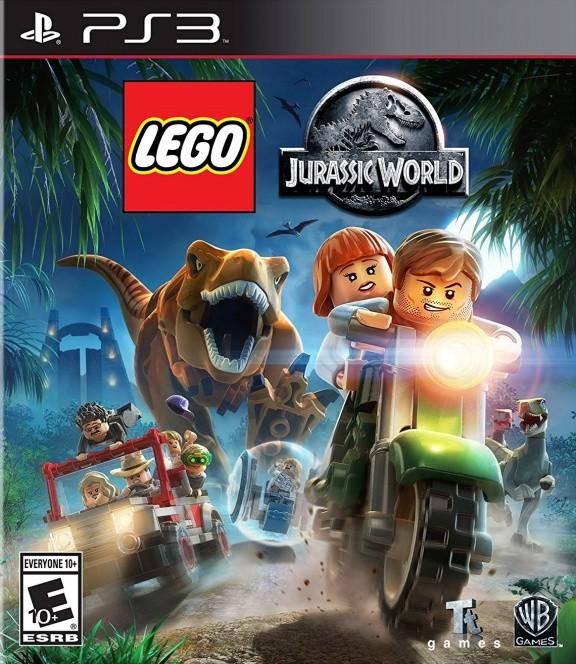 LEGO Мир Юрского Периода (Jurassic World) (PS3)