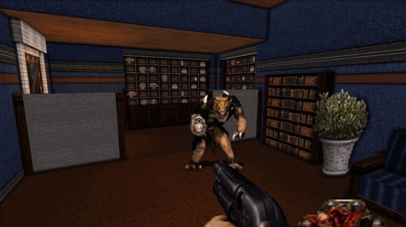 Duke Nukem 3D: 20th Anniversary World Tour Русская версия (Xbox One)