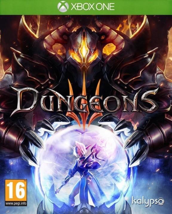 Dungeons 3 (III) Русская версия (Xbox One)