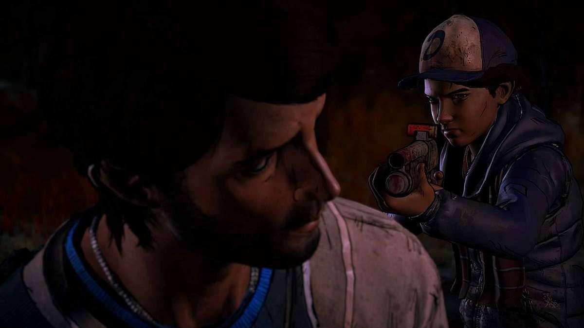 The Walking Dead (Ходячие мертвецы): A New Frontier Русская Версия (PS4)