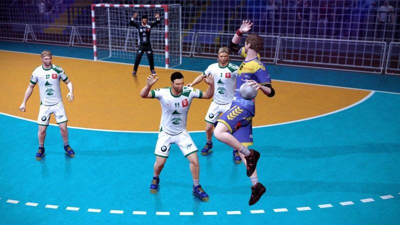 IHF Handball Challenge 17 (PS4)