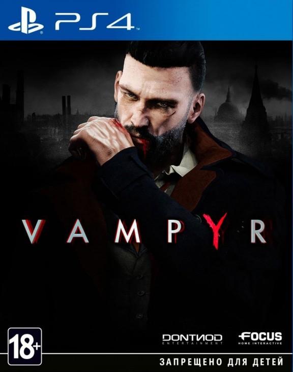 Vampyr Русская Версия (PS4)