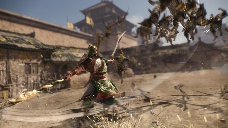 Dynasty Warriors 9 (Xbox One)