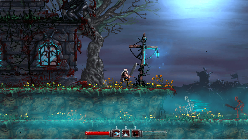 Slain : Back from Hell (Xbox One)