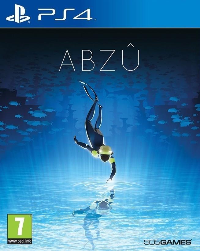 Abzu Русская Версия (PS4)