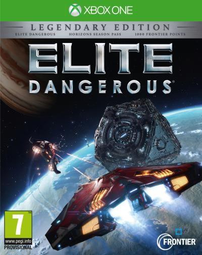 Elite Dangerous Legendary Edition Русская Версия (Xbox One)