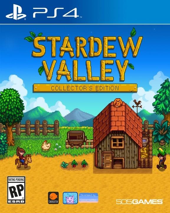 Stardew Valley Collector's Edition Русская Версия (PS4)