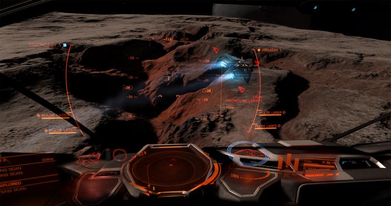 Elite Dangerous: Horizons (Xbox One)