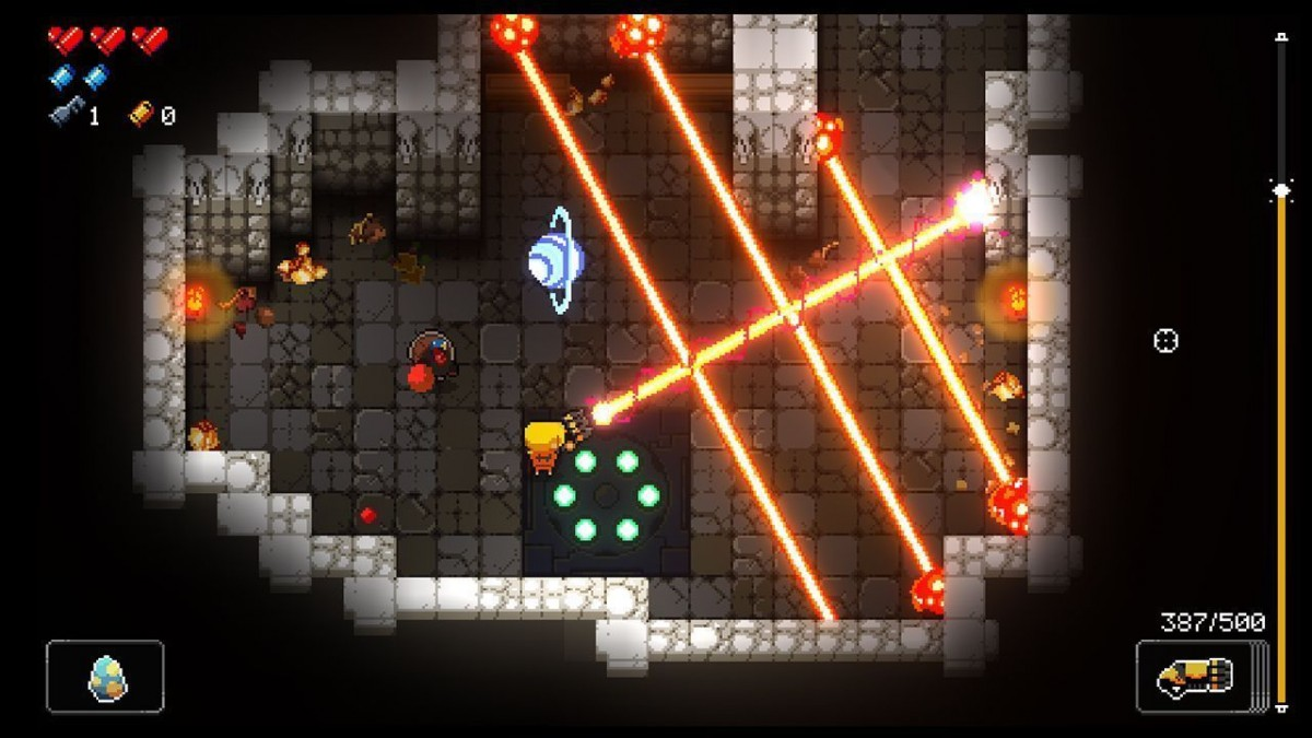 Enter the Gungeon Deluxe Edition (Switch)