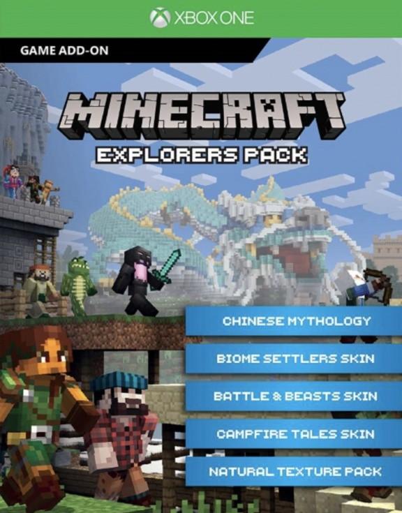 Explorers Pack (Исследователи) Русская Версия (Код на загрузку) (Xbox One)