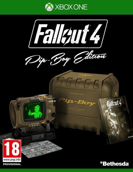 Fallout 4 Pip-boy Edition Русская Версия (Xbox One)