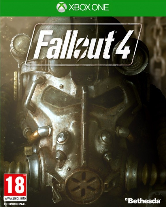 Fallout 4 Русская Версия (Xbox One)