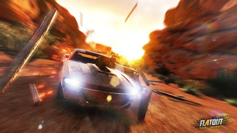FlatOut 4: Total Insanity Русская Версия (Xbox One)