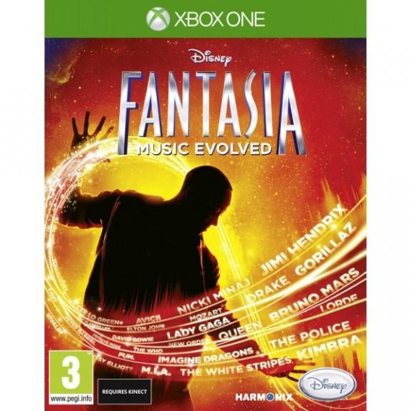 Fantasia: Music Evolved (PS4)