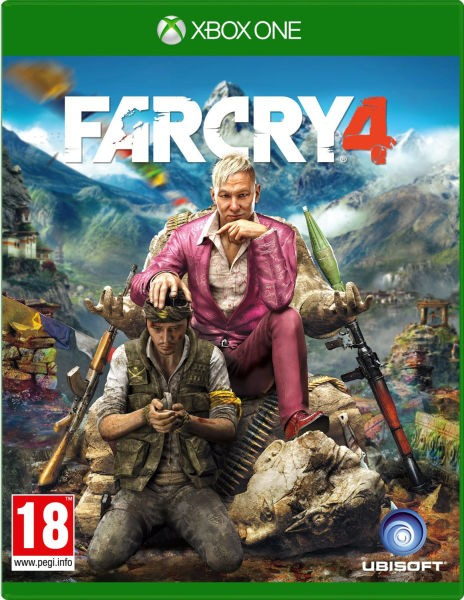 Far Cry 4 (Xbox One)
