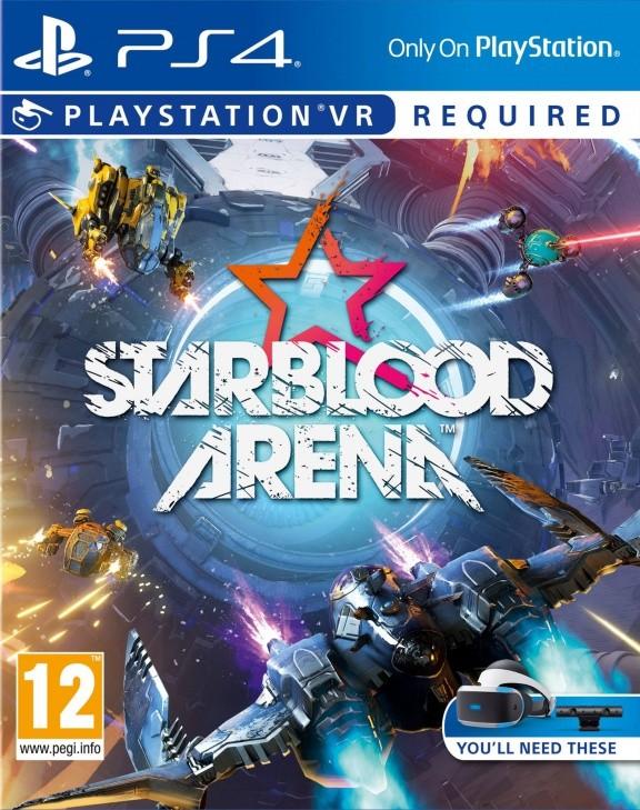Starblood Arena (Только для PS VR) Русская Версия (PS4)