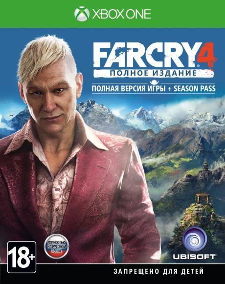 Far Cry 4 Полное издание (Complete Edition) Русская Версия (Xbox One)