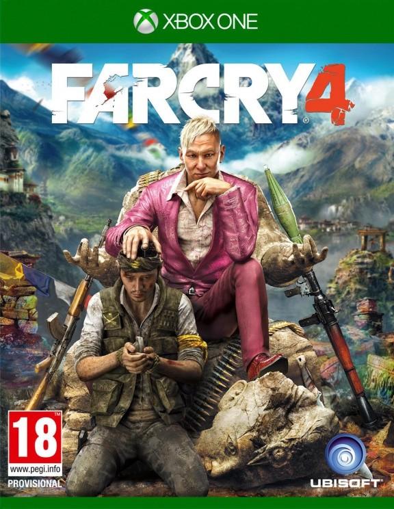 Far Cry 4 Русская Версия (Xbox One)