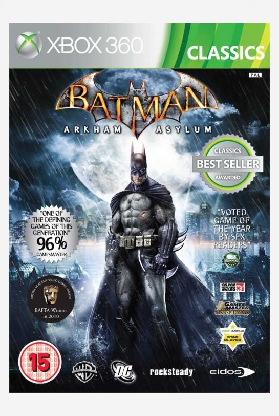 Batman: Arkham City (Аркхем Сити) (Xbox 360)
