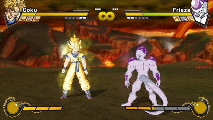 Dragon Ball Z HD Collection (Xbox 360)