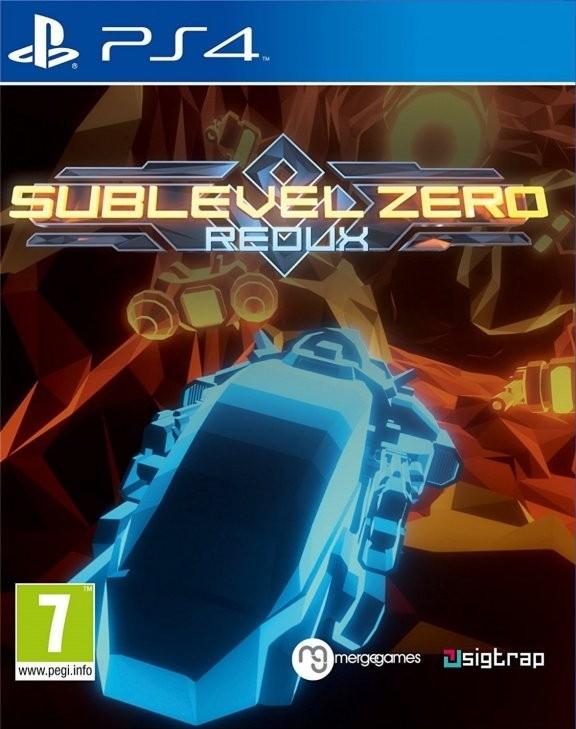 Sublevel Zero Redux (PS4)