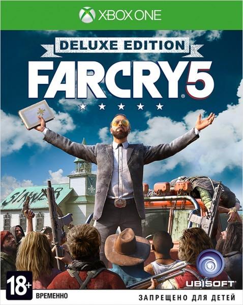 Far Cry 5 Deluxe Edition Русская Версия (Xbox One)