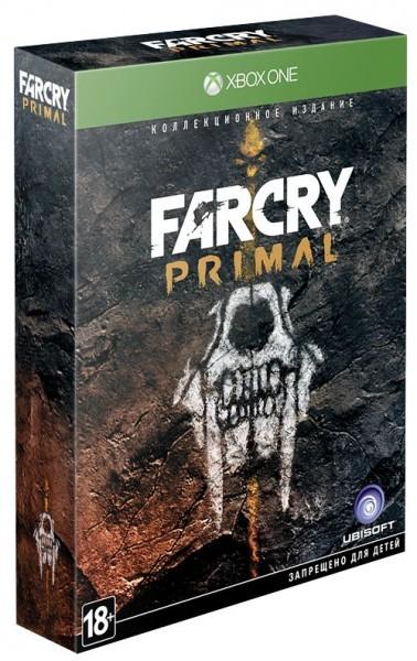 Far Cry Primal. Коллекционное Издание Русская версия (Xbox One)