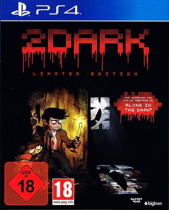 2Dark Limited Steelbook Edition (PS4)