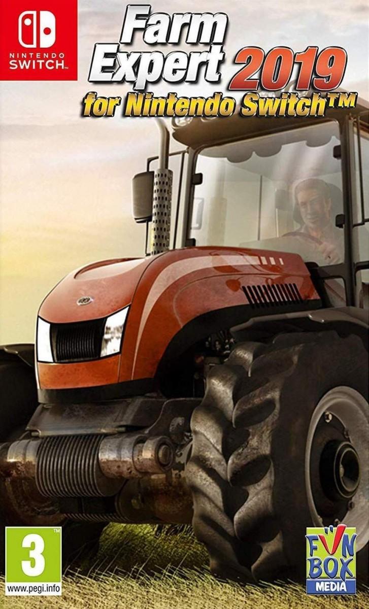 Farm Expert 2019 Русская версия (Switch)