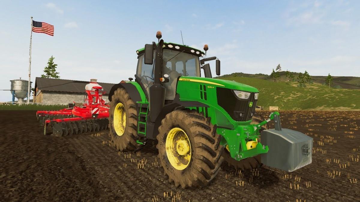 Farming Simulator 20 Русская версия (Switch)