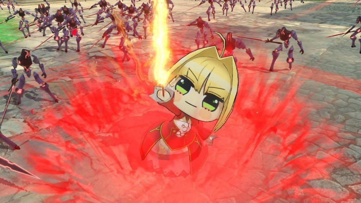 Fate/EXTELLA: Link (Switch)
