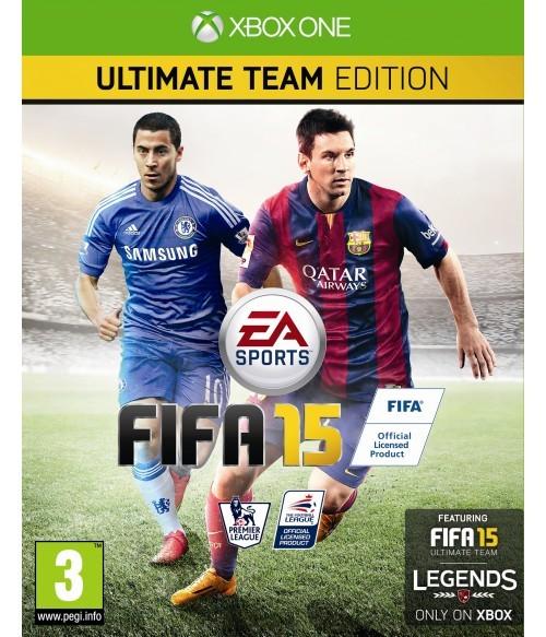 FIFA 15 Специальное Издание (Ultimate Team Edition) (Xbox One)