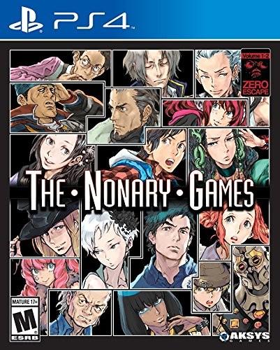 Zero Escape: The Nonary Games (PS4)