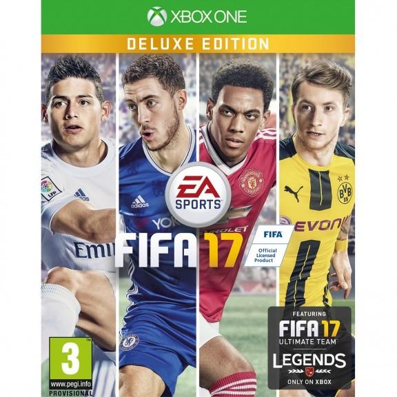 FIFA 17 Deluxe Edition Русская Версия (Xbox One)