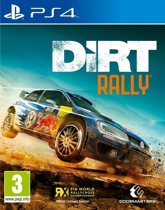 Dirt Rally Русская Версия (PS4)