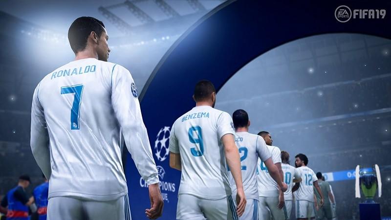 Fifa 19 Русская Версия (Xbox One)