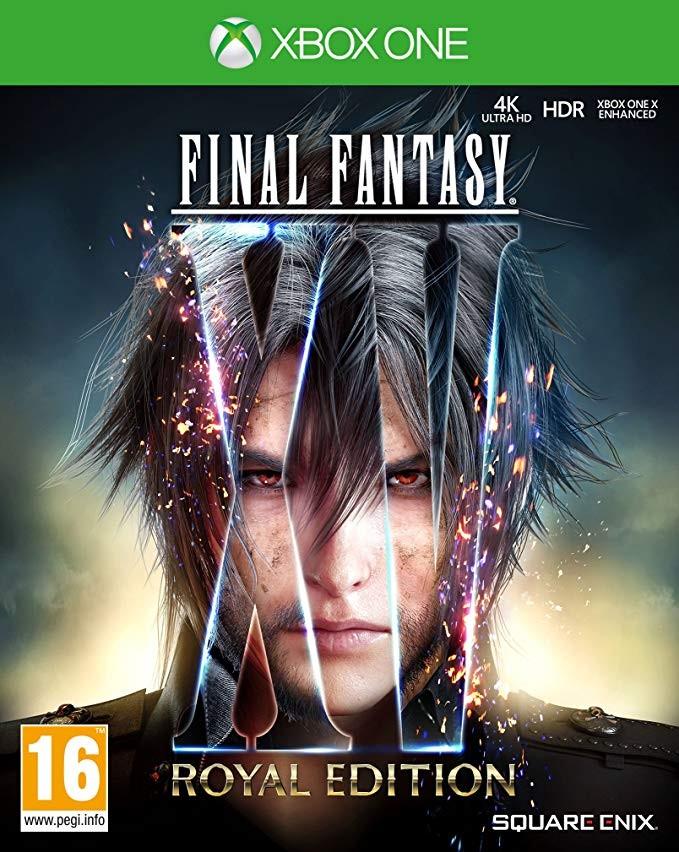 Final Fantasy 15 (XV) Royal Edition (Xbox one)