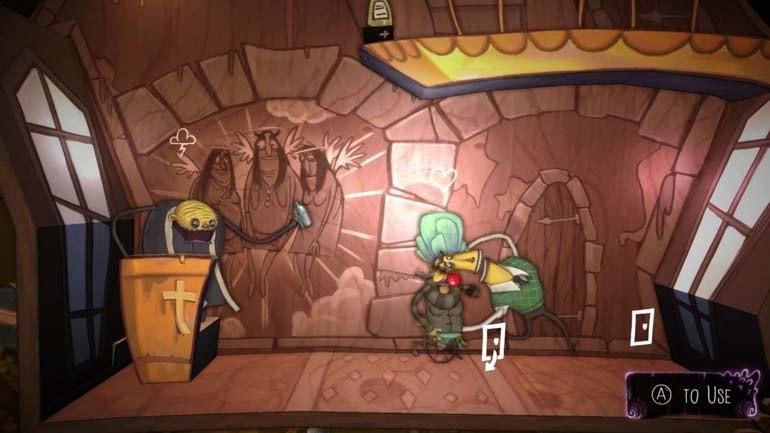 Flipping Death (Xbox One)