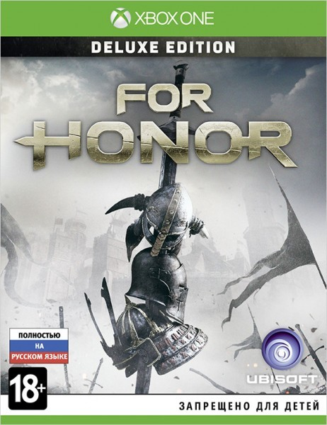 For Honor Deluxe Edition Русская Версия (Xbox One)